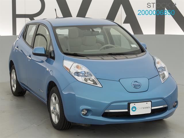2012 nissan leaf sv used cars in charlotte nc 28269. Black Bedroom Furniture Sets. Home Design Ideas