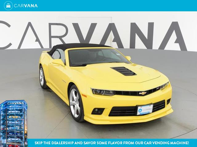 2015 chevrolet camaro 2ss convertible rwd for sale cargurus. Black Bedroom Furniture Sets. Home Design Ideas