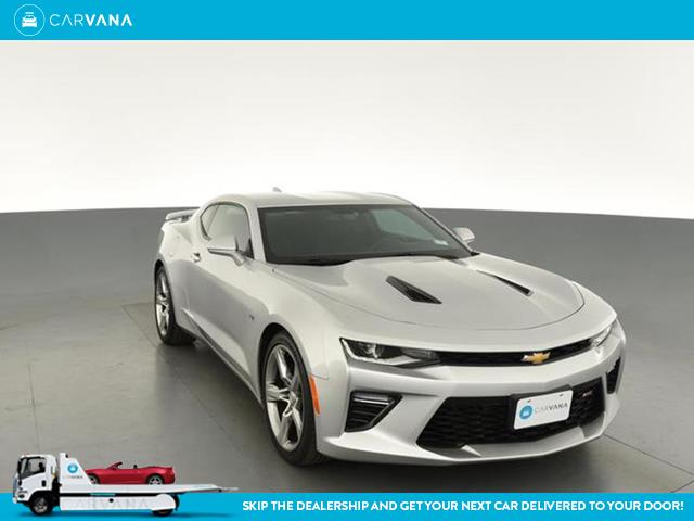2016 Chevrolet Camaro 1SS Coupe RWD Used Cars In Danvers, MA 01923